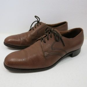 Church's Leather Dress Derby Oxfords Shoes England